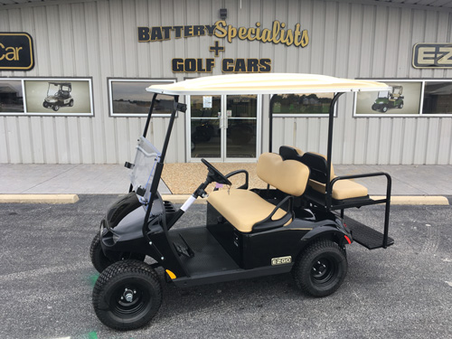 2019 EZGO VALOR ELECTRIC
