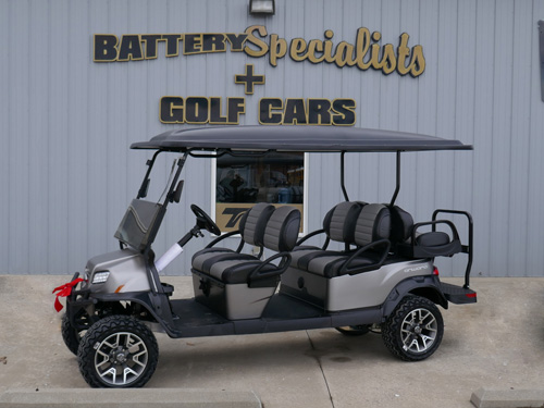2019 CLUB CAR ONWARD GAS 6 PASSENGER