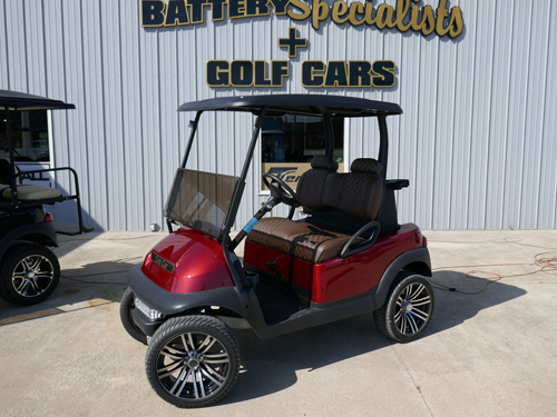 2014 CLUB CAR PRECEDENT ELECTRIC