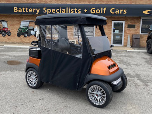 2017 Club Car Precedent PHANTOM