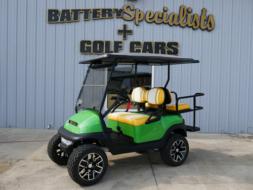 2010 CLUB CAR PRECEDENT ELECTRIC