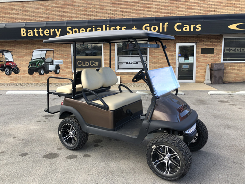 2011 CLUB CAR PRECEDENT ELECTRIC