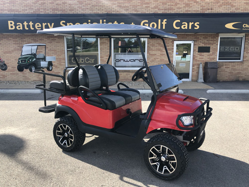 2013 CLUB CAR PRECEDENT ALPHA
