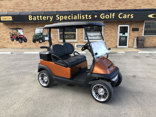 2013 CLUB CAR PRECEDENT ELECTRIC