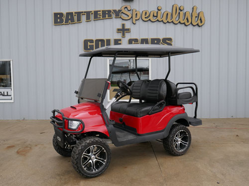 2013 CLUB CAR PRECEDENT ALPHA ELECTRIC