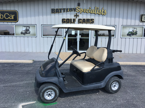 2014 CLUB CAR PRECEDENT GAS