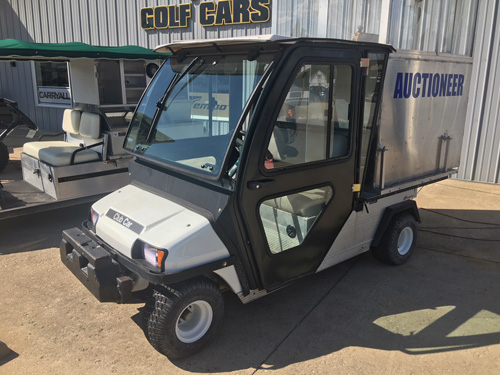 2007 CLUB CAR CARRYALL 2