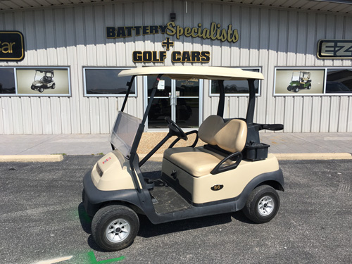 2015 CLUB CAR PRECEDENT  GAS
