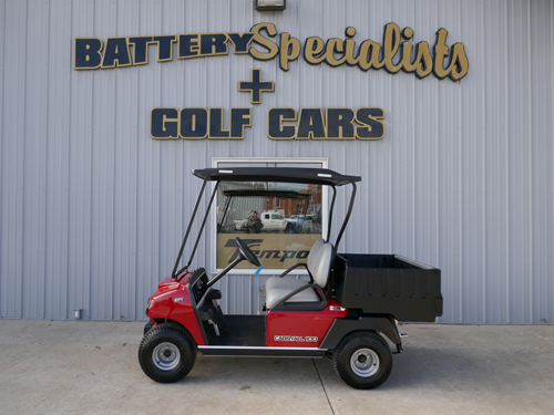 2019 Club Car Carryall
