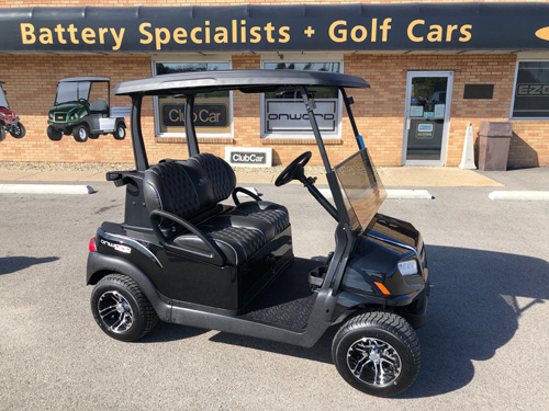 2019 CLUB CAR ONWARD LIMITED EDITION