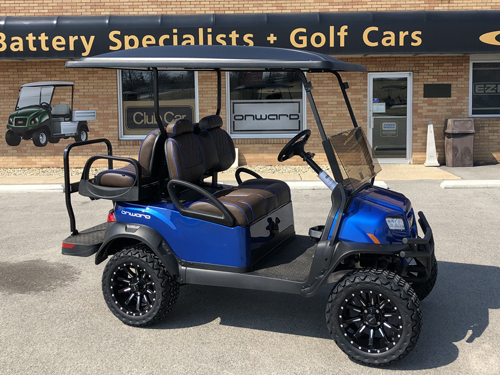 2019 CLUB CAR ONWARD GAS