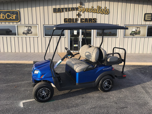 2019 CLUB CAR ONWARD ELECTRIC
