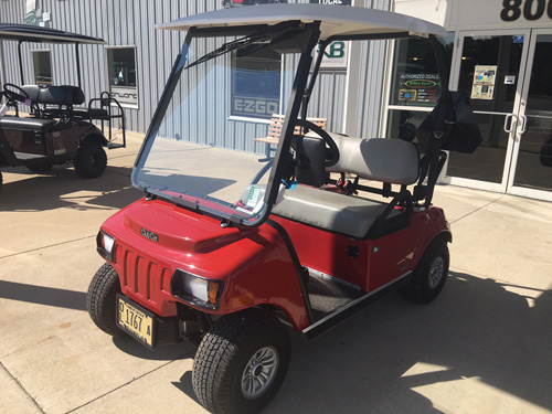 2018 CLUB CAR VILLAGER