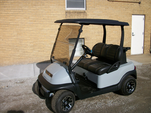 2019 CLUB CAR PRECEDENT ELECTRIC