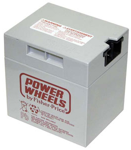 Power Wheels Batteries