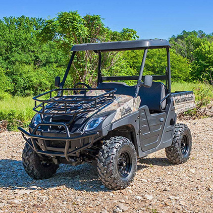 HuntVe Switchback gasoline electric hybrid