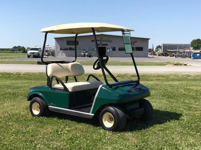 2009 Club Car DS Electric Golf Cart for sale $2495