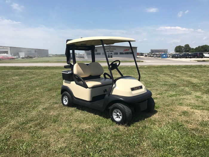 2012 Club Car Precedent ELECTRIC Golf Cart Classic Green $2995