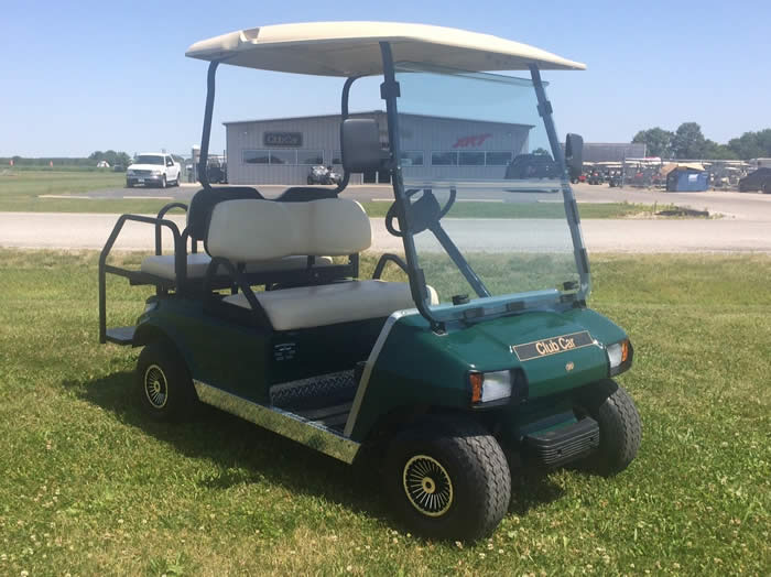 2006 Club Car DS Electric Golf Cart Beige for sale $3295