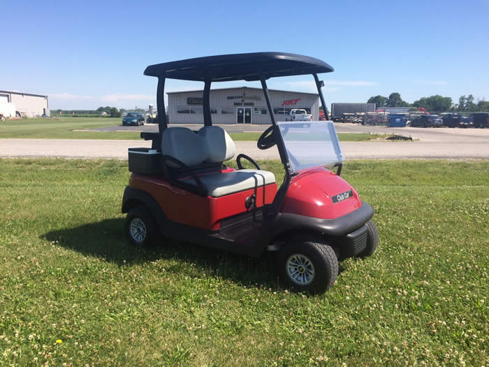 2017 SANGRIA Club Car Precedent Gas Golf Car $6495