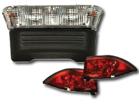 Light Kits for Golf Cars & Golf Carts, Headlights, Tail Lights