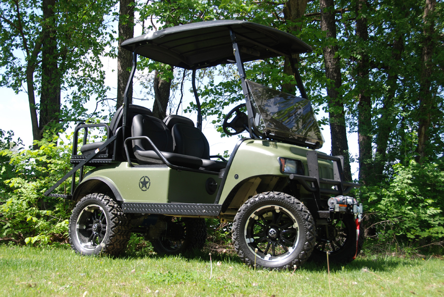 Dream Cars Battery Specialists Plus Golf Cars Custom Golf Carts