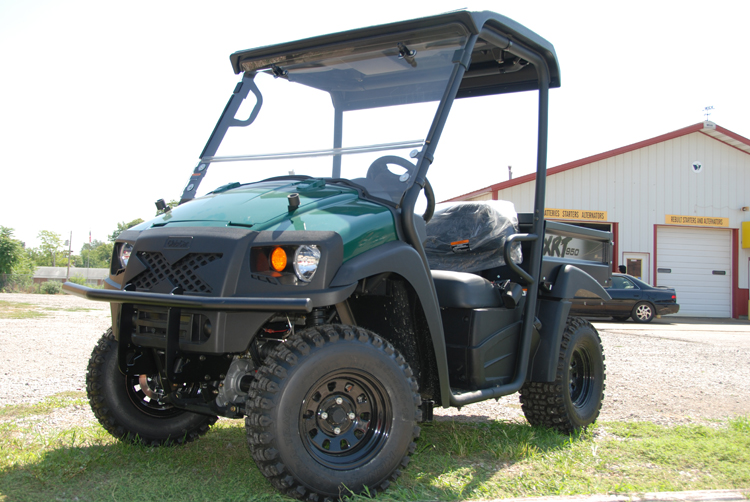 NEW 2013 Club Car XRT-950 Custom GAS Golf Cart GREEN 4X4 $8695