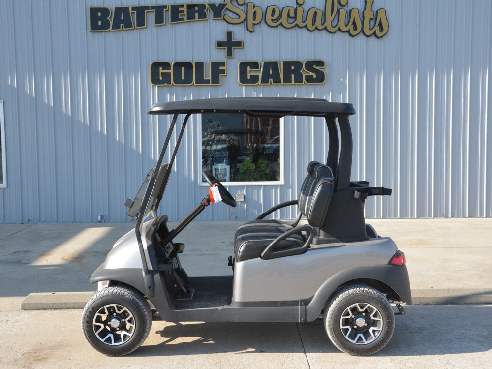 2017 platinum club car precedent gas golf car 7750