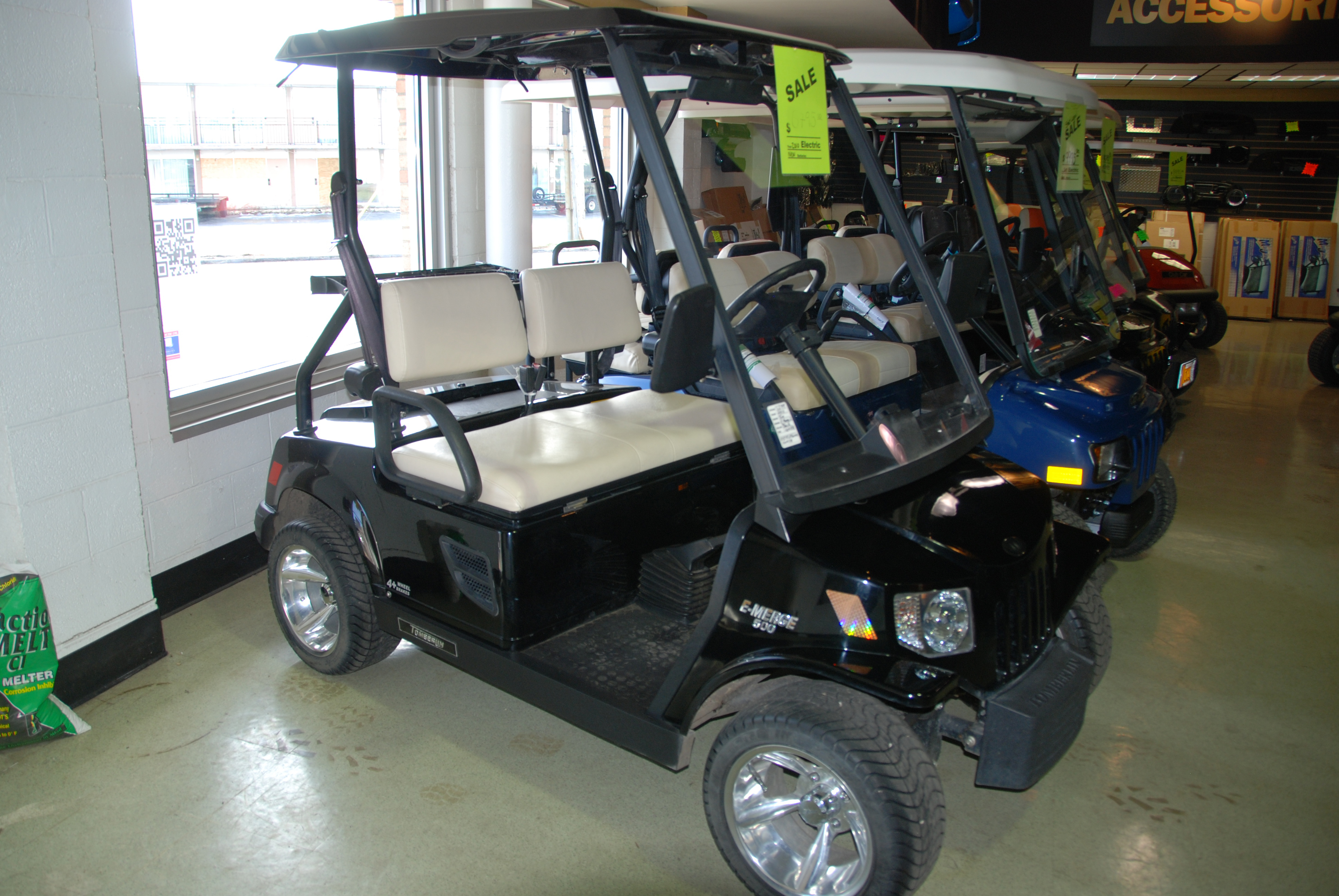 2010 Tomberlin Emerge 500 Electric LSV $6495