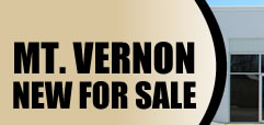 Mt. Vernon New For Sale